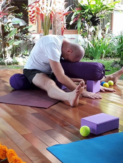 The Importance of Using Props and Modifications when Teaching Yin Yoga