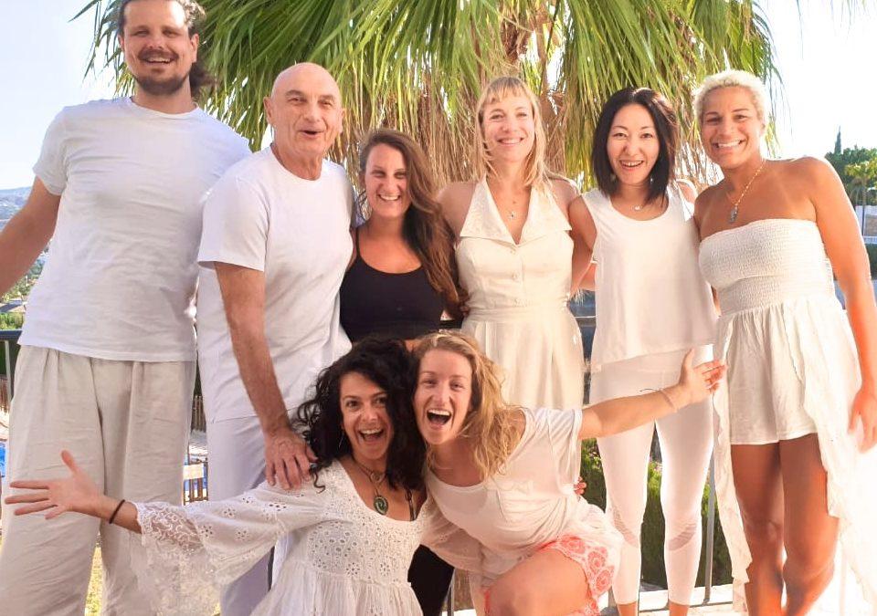 Yin Yoga Teacher Training in Spain