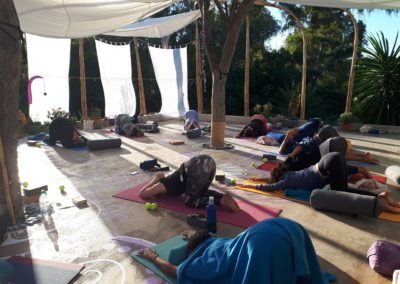 Yin Yoga Teacher Training - 101