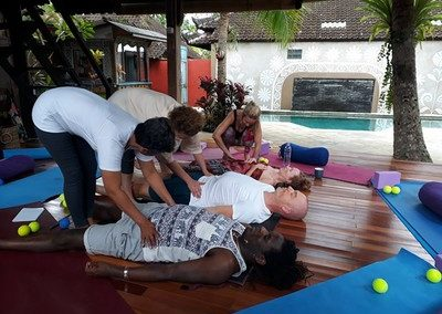 Yin Yoga Teacher Training - 15