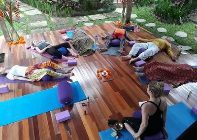 Yin Yoga Teacher Training - 16