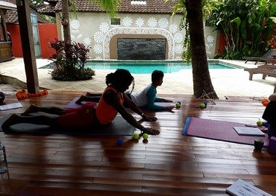 Yin Yoga Teacher Training - 25