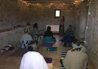 Yin Yoga Teacher Training - 34