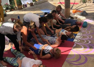 Yin Yoga Teacher Training - 44