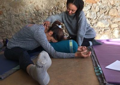 Yin Yoga Teacher Training - 47