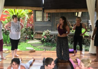 Yin Yoga Teacher Training - 5