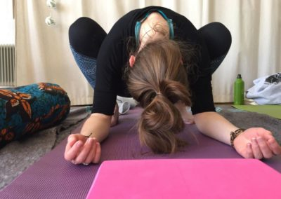 Yin Yoga Teacher Training - 52