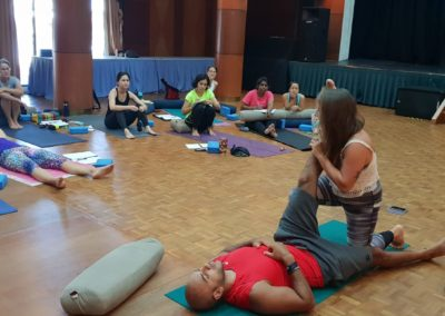 Yin Yoga Teacher Training - 57