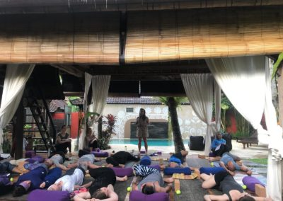 Yin Yoga Teacher Training - 6
