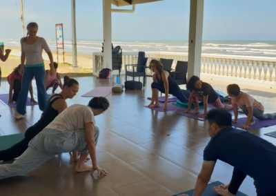 Yin Yoga Teacher Training - 61