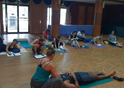 Yin Yoga Teacher Training - 62