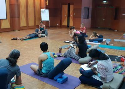 Yin Yoga Teacher Training - 63