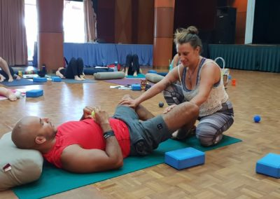 Yin Yoga Teacher Training - 64