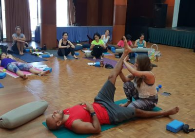 Yin Yoga Teacher Training - 65