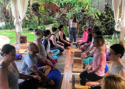 Yin Yoga Teacher Training - 7