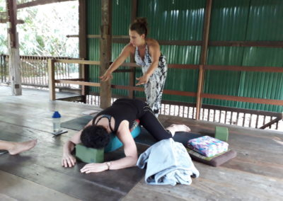 Yin Yoga Teacher Training - 79