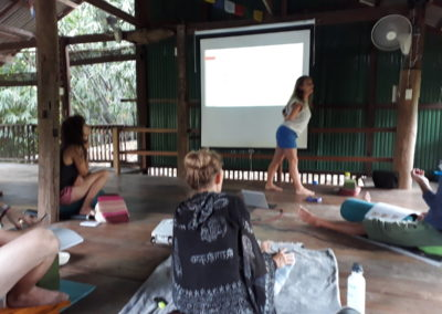 Yin Yoga Teacher Training - 81