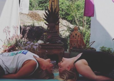 yin yoga teacher training in europe