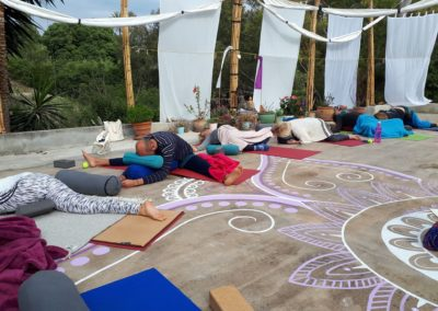 Yin Yoga Teacher Training - 89