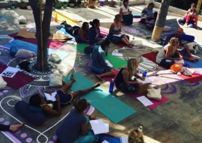 Yin Yoga Teacher Training - 93