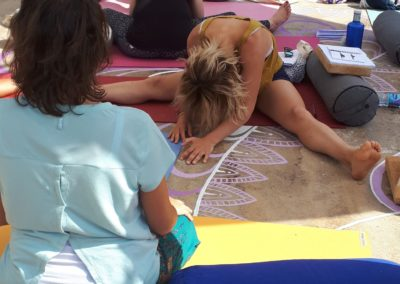 Yin Yoga Teacher Training - 95