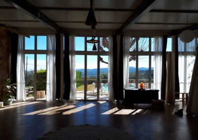 yin yoga retreat spain