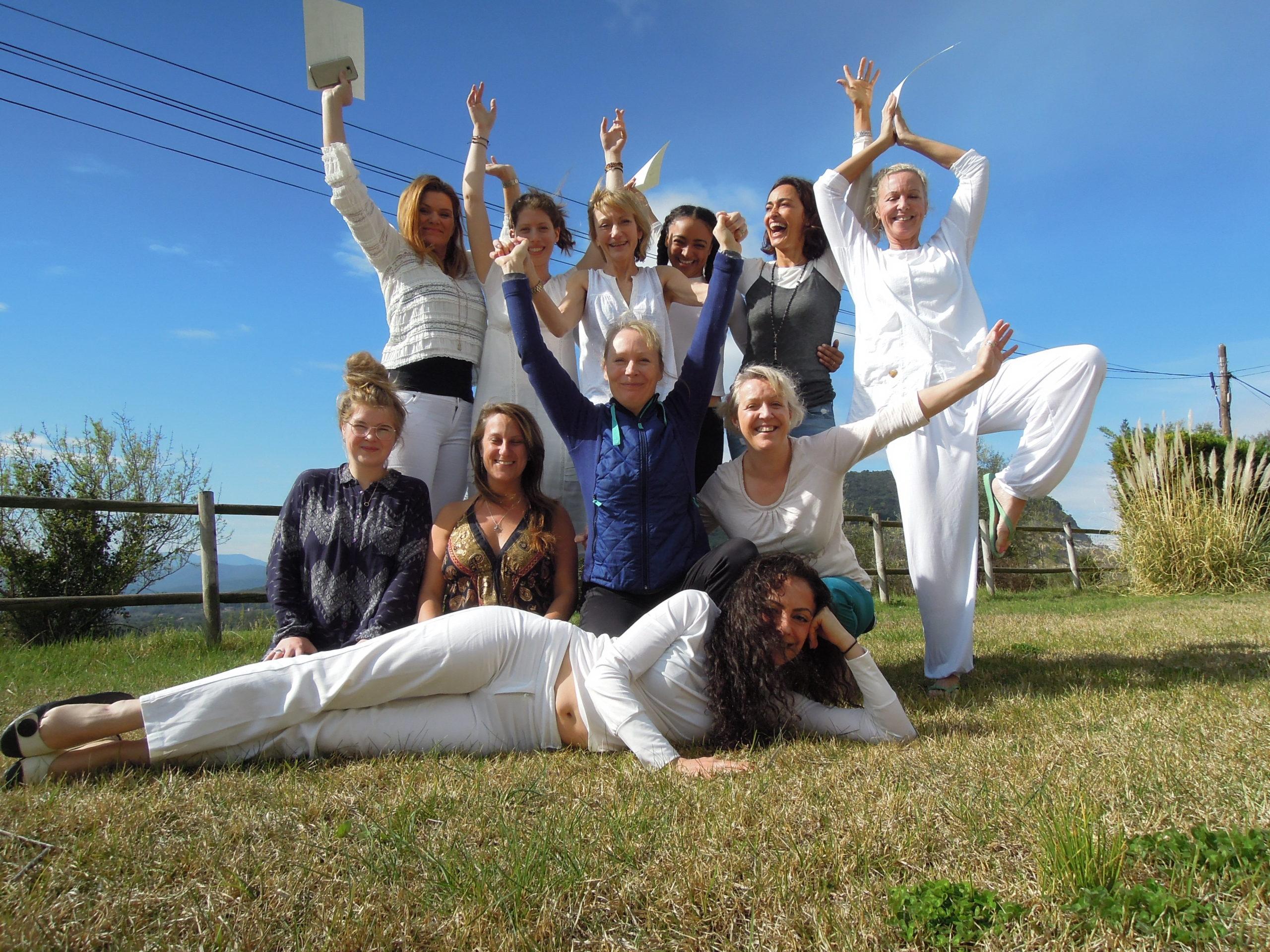 yin yoga retreat spain