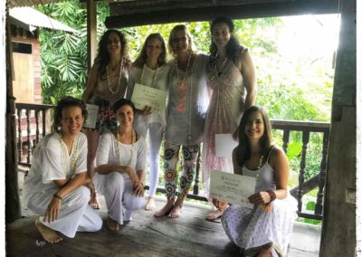 Yin Yoga Teacher Training thailand