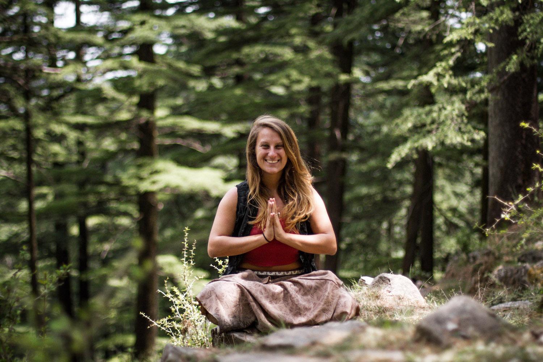 yin yoga meditation