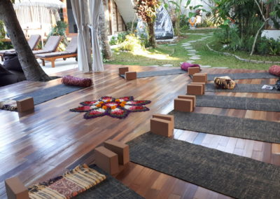 yin yoga retreat bali
