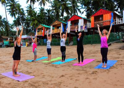 yin yoga teacher training india 1