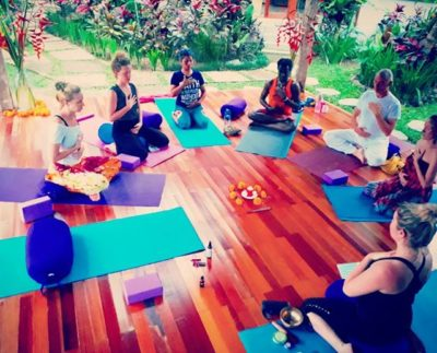 Want to Teach Yoga and Travel?