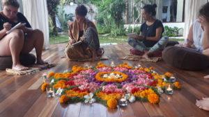 yin yoga teacher training in bali  shanti atma yoga  yin