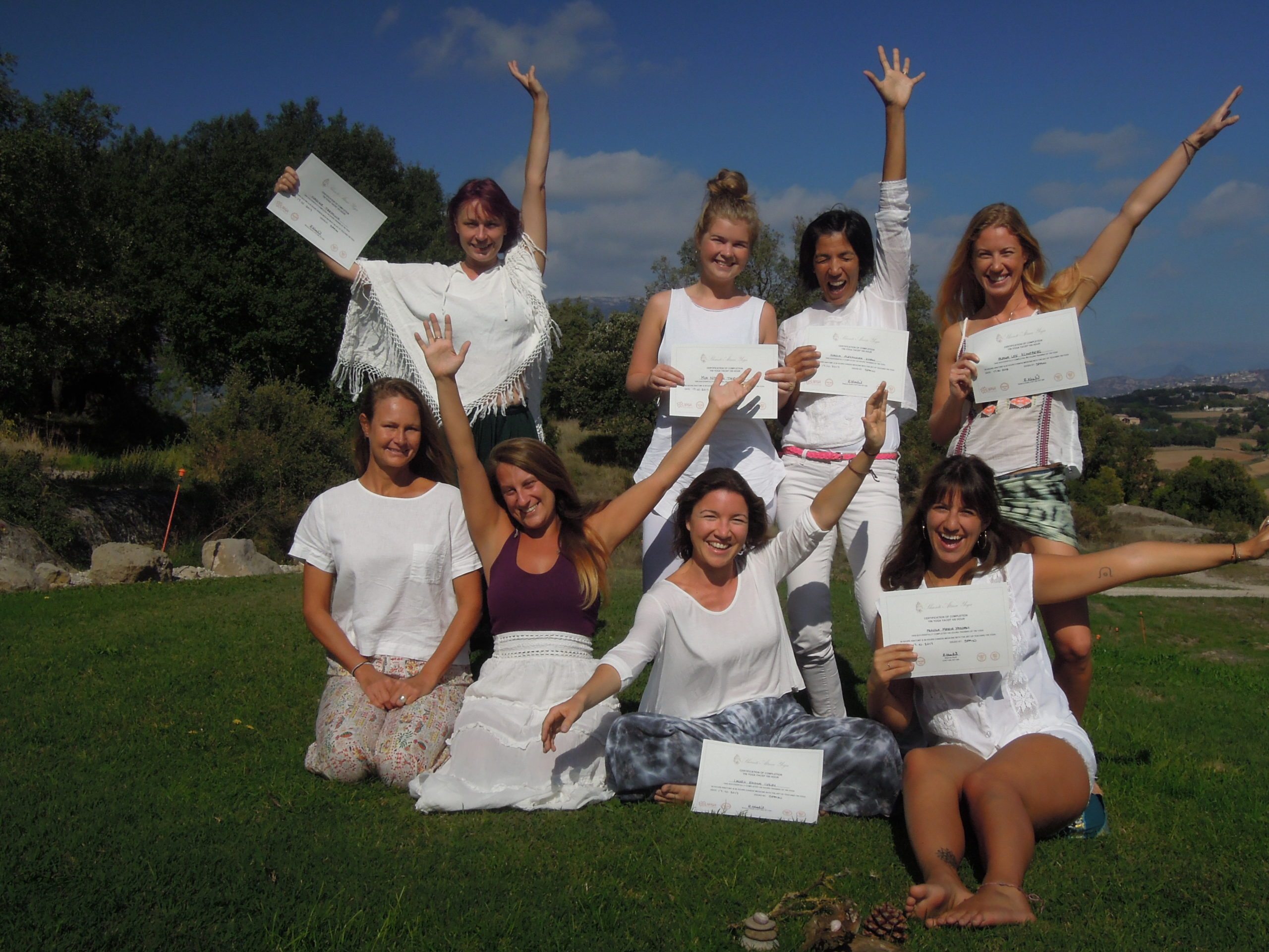 What is a Yin Yoga Teacher Training Like?