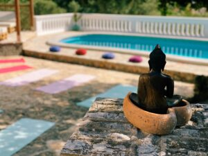 yin yoga teacher training spain