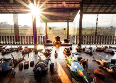 yin yoga teacher training thailand