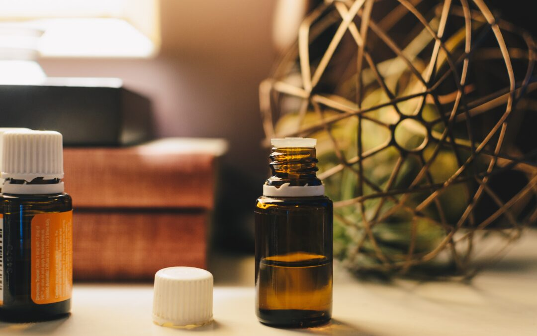 Teaching Yin Yoga with Essential Oils?